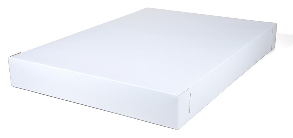 White Non-Window Bakery Boxes #1190 | Southern Champion Tray